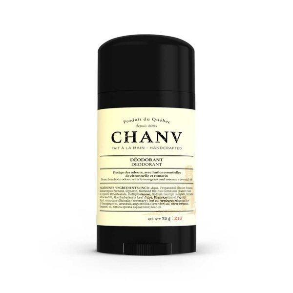 Déodorant naturel Chanv