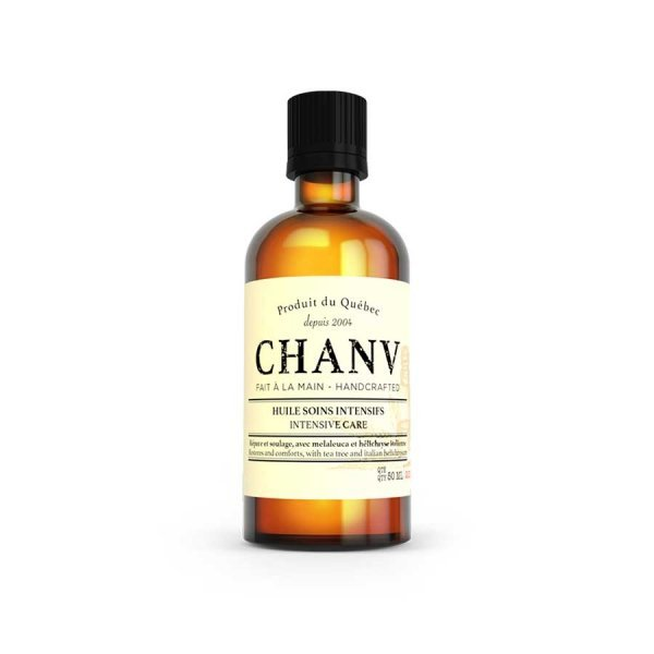 Huile soins intensif Chanv